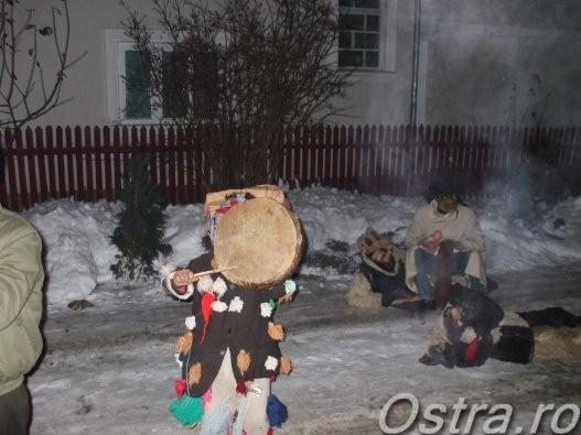 Mascatii de Anul Nou