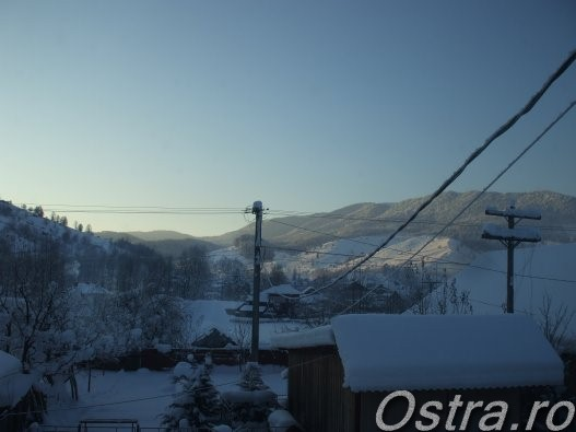 Poze Bucovina iarna