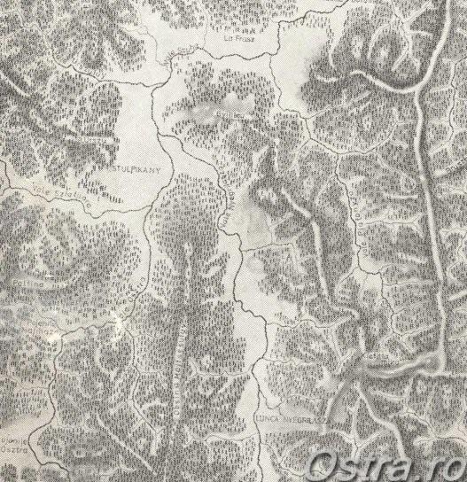 Hartă din 1775