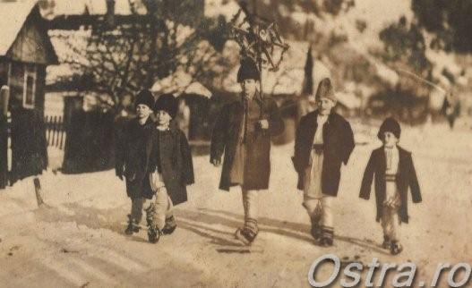 Poze vechi la plimbare