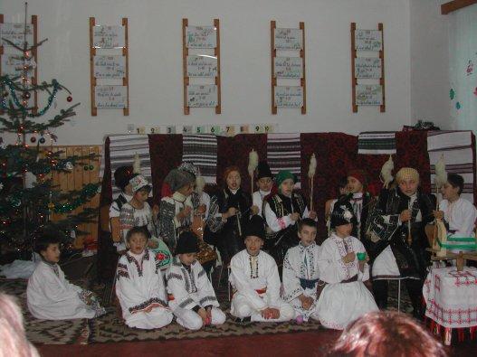Serbare Crăciun 2011, cl.a-IVa A