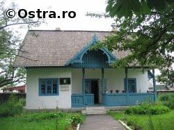 Casa memorială Nicolae Labiş de la Mălini